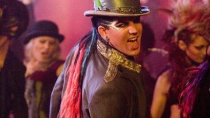 Adam Lambert következő klipje már készül