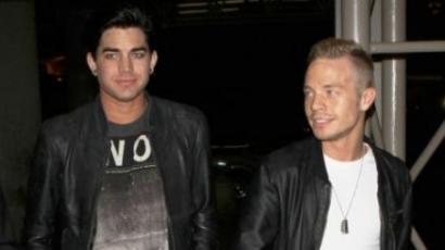 Adam Lambert rács mögé került!