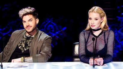 Adam Lambert szerint Iggy Azalea fél, mert nem tud énekelni