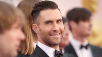 Adam Levine csillagot kap a hollywoodi Hírességek sétányán