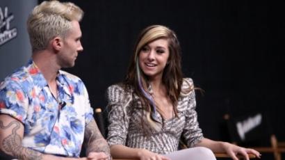 Adam Levine fizeti Christina Grimmie temetését