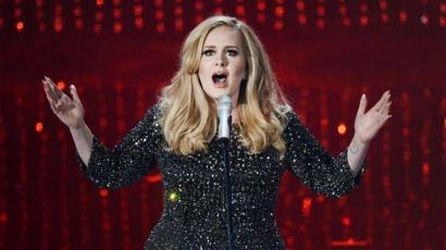 Adele már dolgozik az új albumán