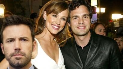 Affleck miatt nem tartja a kapcsolatot Ruffalo és Garner