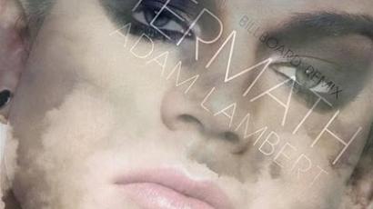 Adam Lambert: Aftermath-remix és borító