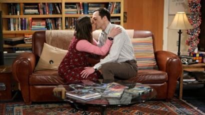 Agymenők: Sheldon és Amy végre egymáséi lesznek