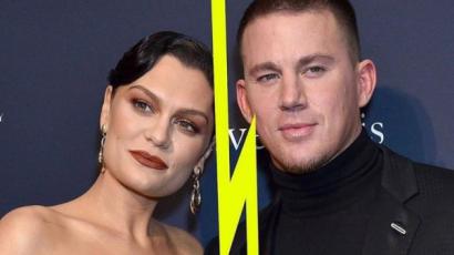 Ajjaj! Úgy tűnik, Channing Tatum és Jessie J ismét szakított