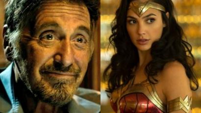Al Pacino a Wonder Womant dicsérte