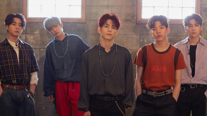 Album- és klippremier: DAY6 – Shoot Me: Youth Part 1