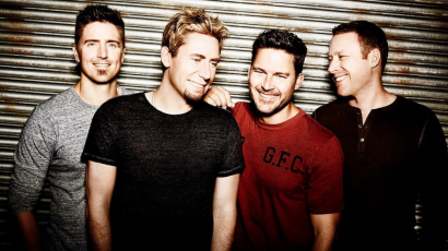 Albumpremier: Nickelback - Feed The Machine