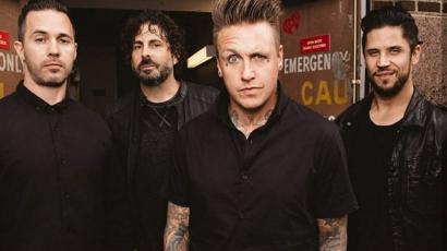 Albumpremier: Papa Roach – Crooked Teeth