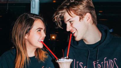 Alex Lange első randijukon szerelmet vallott Bailee Madisonnak