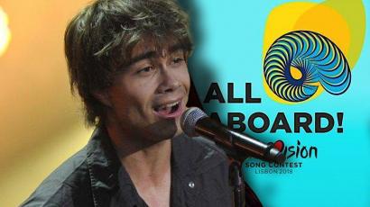 Botrány! Alexander Rybak ismét az Eurovízión