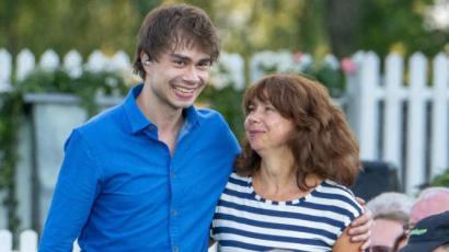 Alexander Rybak új dala édesanyjának szól