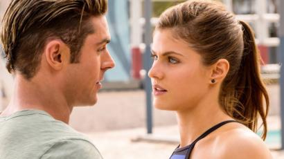 Alexandra Daddario elárulta, igazak-e a pletykák, miszerint Zac Efronnal randizik
