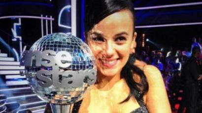 Alizée a Danse avec les stars 4 győztese