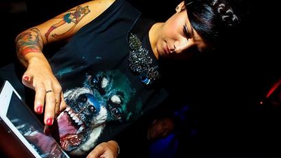 Alizée DJ-ként is sikeres