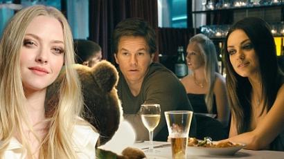 Amanda Seyfried váltja Mila Kunist