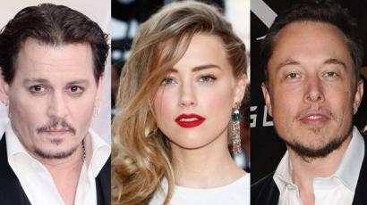 Amber Heard Elon Muskkal csalta Johnny Deppet a házasságuk ideje alatt?
