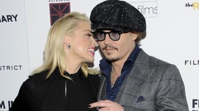Amber Heard nem tervezi, hogy férjhez megy