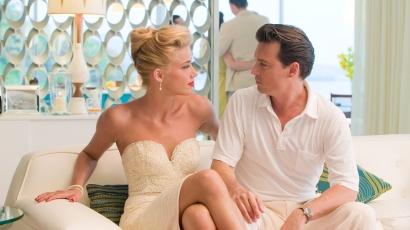Amber Heard tagadja, hogy Johnny Depp-pel problémáik lennének