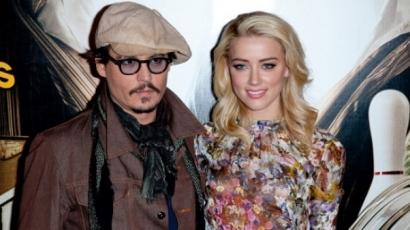 Amber Heard távoltartási végzést kért Johnny Depp ellen! Azt állítja, hogy a férje kezet emelt rá!