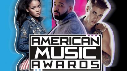American Music Awards 2017: Itt a jelöltek listája!