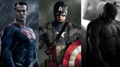 Amerika kapitány elriasztotta Batmanéket