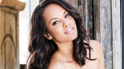 Amina Malakona az amerikai Playboynak állt modellt