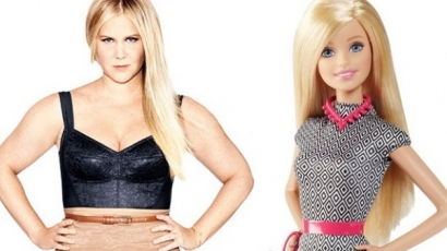 Amy Schumer Barbie lesz