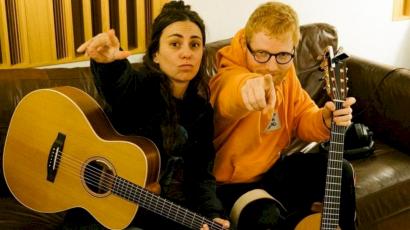 Amy Shark megjelentette Ed Sheerannel közösen írt dalát
