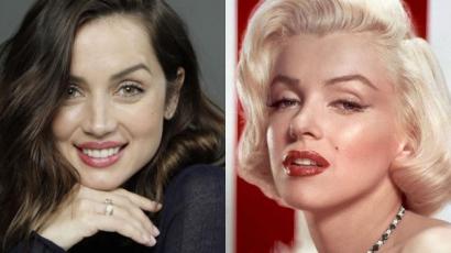 Ana de Armas 9 hónapig gyakorolta Marilyn Monroe kiejtését