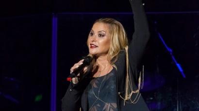 Anastacia máris új albumán munkálkodik