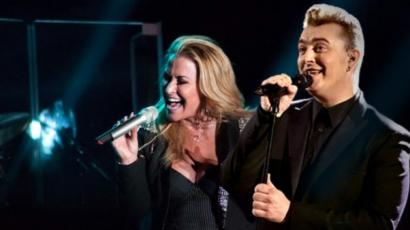 Anastacia turnézni hívta Sam Smitht