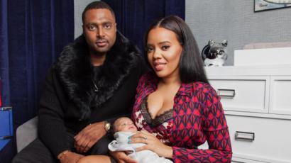 Angela Simmons összetört! Gyermekének apját a nyílt utcán lőtték agyon