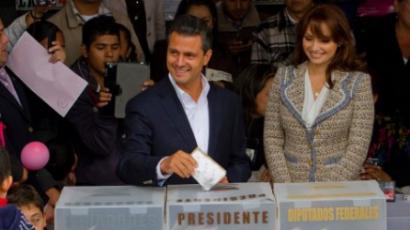 Sorozatszínészből mexikói First Lady