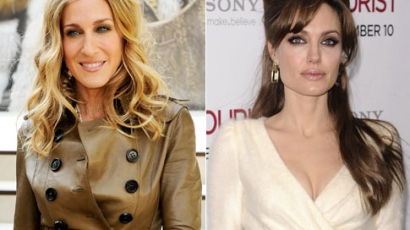 Angelina és Sarah Jessica a leggazdagabb