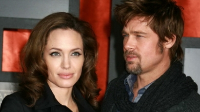 Angelina Jolie Auschwitzba látogatott