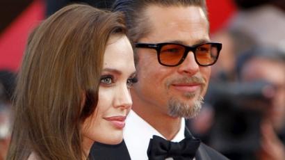 Angelina Jolie curry-szállítmányt küldött Bradnek