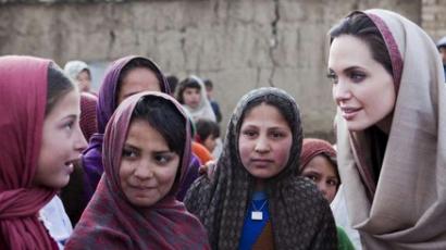 Angelina Jolie Guterres különmegbízottja lett