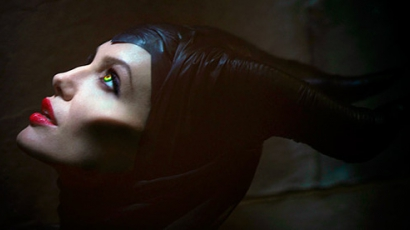 Angelina Jolie mint Demóna