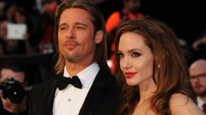 Angelina Jolie nagyon sajnálja, hogy zátonyra futott a házassága Brad Pittel