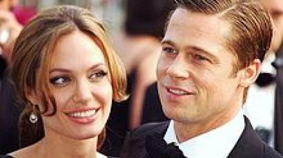 Angelina Jolie-t meglopták