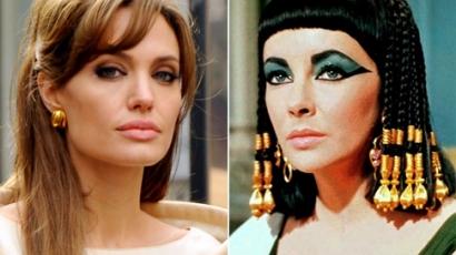 Angelina lehet Kleopátra