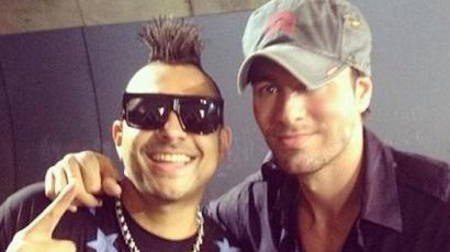 Angolul is megjelent Enrique Iglesias videoklipje