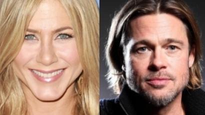 Aniston és Pitt lett a legdögösebb