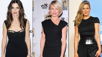 Aniston, Bullock és Diaz közös filmben?