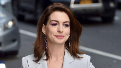 Anne Hathaway ruhabaleset áldozata lett