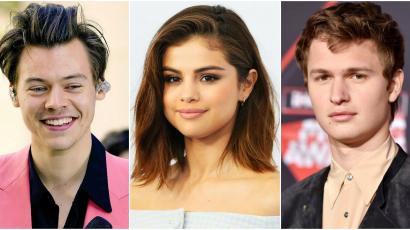 Ansel Elgort, Selena Gomez és Harry Styles egy filmben?