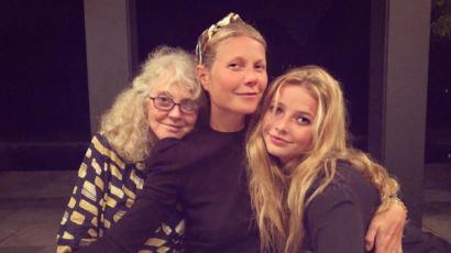 Anya, lánya, unokája! Így néz ki együtt Gwyneth Paltrow, az édesanyja és lánya