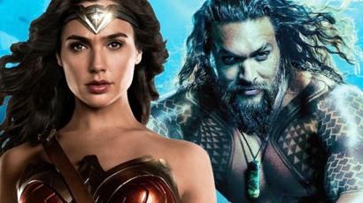 Aquaman maga alá gyűrte Wonder Womant